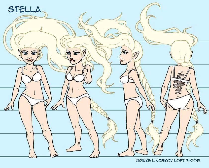 Stella Model Sheet