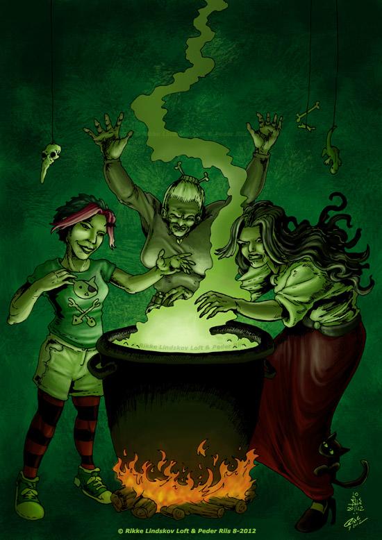 Fantasmagori 8 Cover