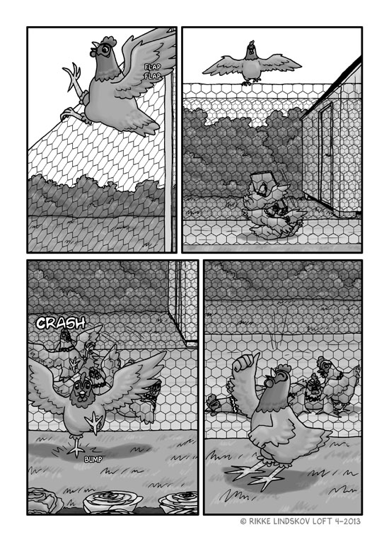 The Escape Chicken Page 7