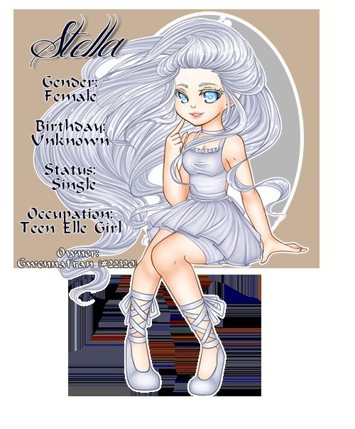 Stella by Sapphie