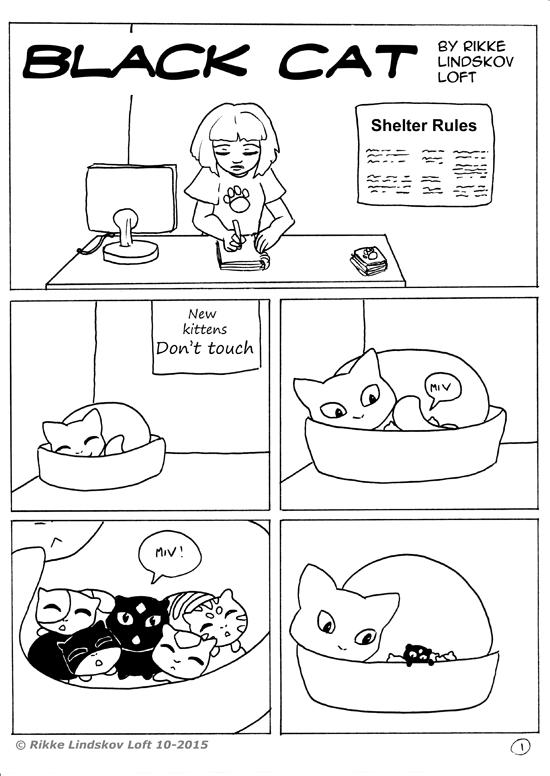 Black Cat - Page 1